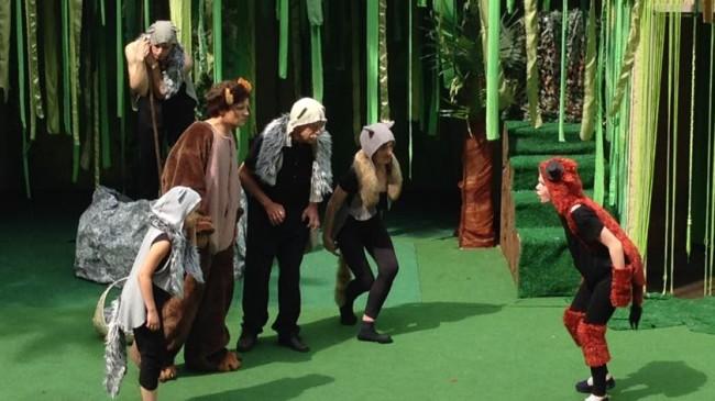Das Dschungelbuch (Kinderstück) Galerie 1