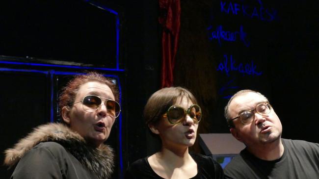 KAFKA – Eine kafkaesk-klug-komische Kunst-Groteske Galerie 1