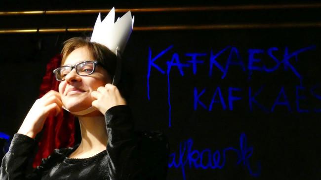 KAFKA – Eine kafkaesk-klug-komische Kunst-Groteske Galerie 4