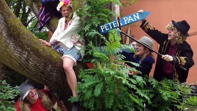 PETER PAN (Kinderstück Sommerbühne) Galerie 1