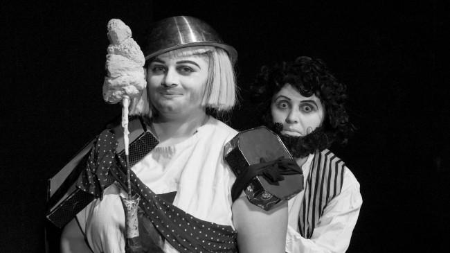 DON QUIXOTE (Stummfilm-Theater) Galerie 2