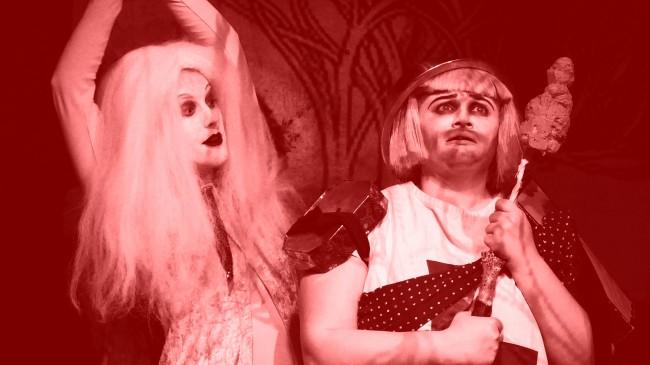 DON QUIXOTE (Stummfilm-Theater) Galerie 3