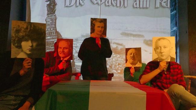 ITALIENISCHE NACHT von Ödön von Horváth Galerie 2