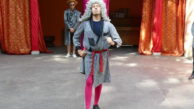 DER WIDERSPENSTIGEN ZÄHMUNG von William Shakespeare (Sommerbühne) Galerie 5