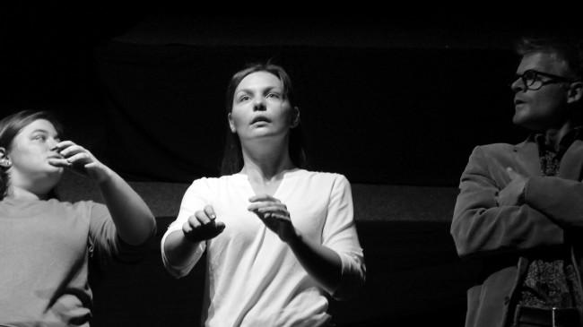 FRANKENSTEINS SCHÖPFUNG nach Mary Shelley (Uraufführung) Galerie 13