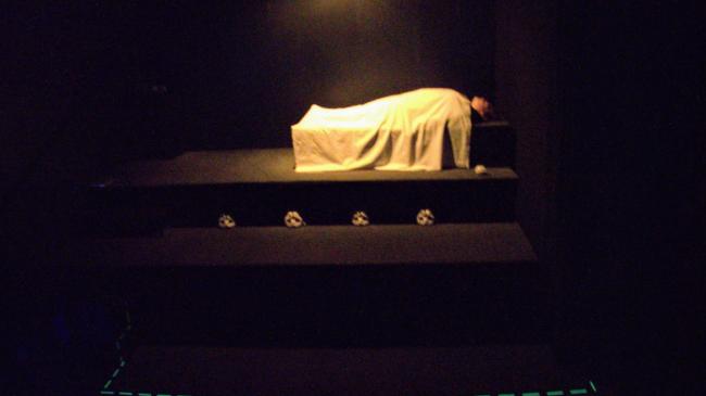 FRANKENSTEINS SCHÖPFUNG nach Mary Shelley (Uraufführung) Galerie 14
