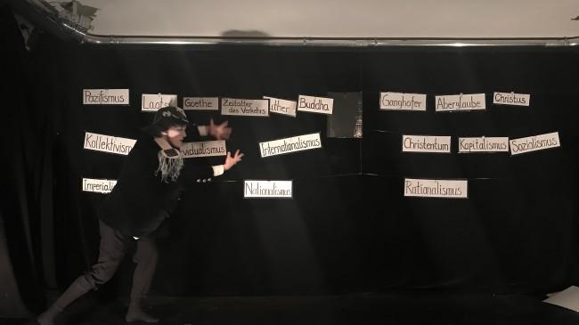 MANN OHNE EIGENSCHAFTEN – Episode 7: Stumm von Bordwehr Galerie 3