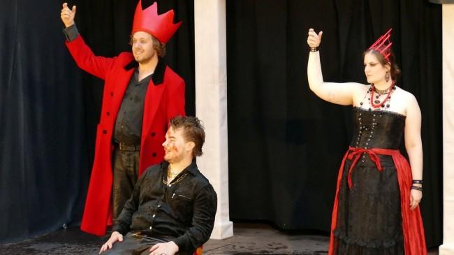 MACBETH von Shakespeare (Sommerbühne) Galerie 3