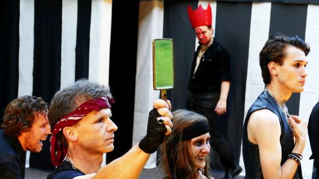 MACBETH von Shakespeare (Sommerbühne) Galerie 24