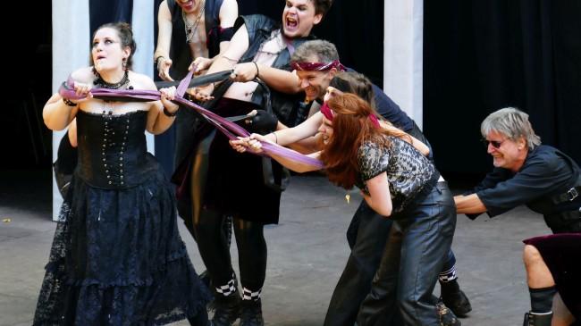 MACBETH von Shakespeare (Sommerbühne) Galerie 11